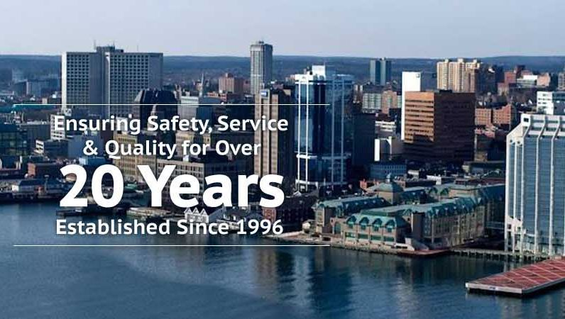 Ensuring Safety, Service & Quality for Over 20 YearsEstablished Since 1996